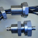 hermetic coaxial connectors